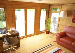 Walton's Insulated Garden Rooms