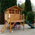 Waltons Wooden Tower Playhouse