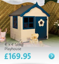 Click here - 4' x 4' Snug Playhouse