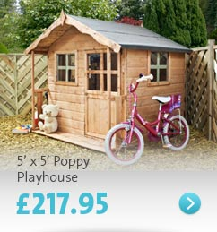 Click here - 5' x 5' Poppy Playhouse