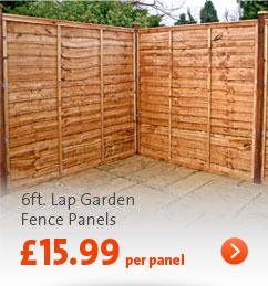 Click here - 6ft. Lap Fence Panels